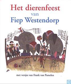 Het dierenfeest van Fiep Westendorp