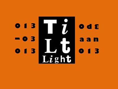 Tilt light ode aan 013